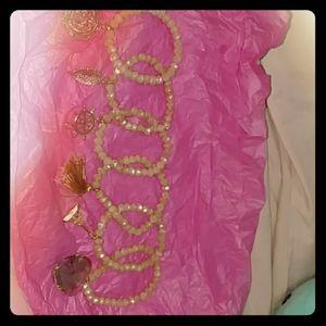 Pack of 6 bracelets